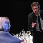 'La domanda della regina', prod. Teatro Stabile del FVG, 2017